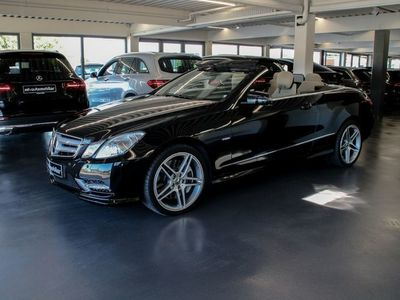 brugt Mercedes E500 7 Cabriolet aut. BE