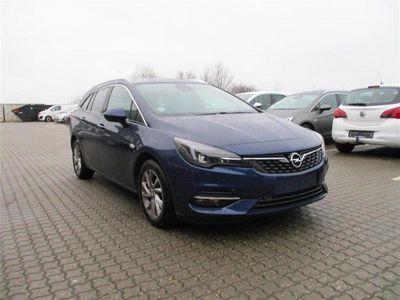 brugt Opel Astra Sports Tourer 1,2 Turbo Elegance 110HK Stc