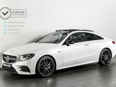 brugt Mercedes E53 AMG 3,0 AMG Coupé aut. 4-M+