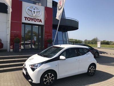 usado Toyota Aygo 1,0 VVT-I X-Play + Go pakke + DAB+ 72HK 5d