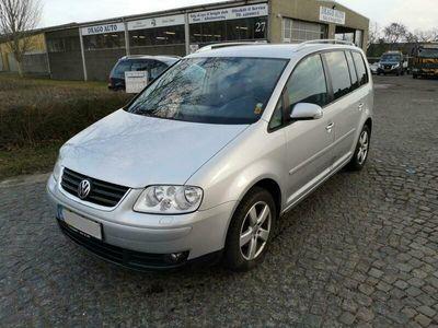 brugt VW Touran 2.0 Tdi aut.