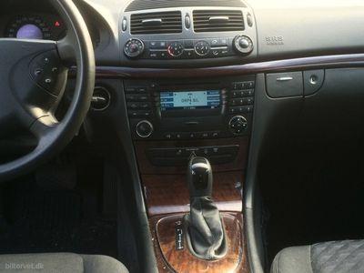 gebraucht Mercedes E200 0 CDI 122HK Aut.