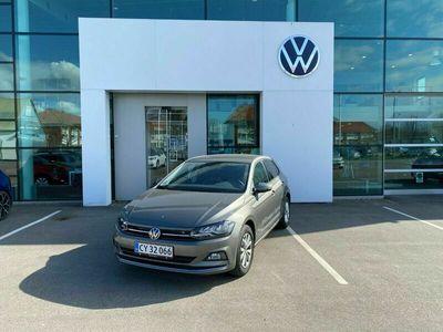brugt VW Polo 1,0 TSi 110 Highline DSG