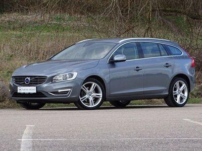 brugt Volvo V60 2,0 D4 190 Summum aut.