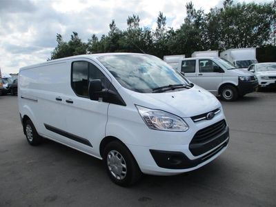 brugt Ford Custom Transit310 L2H1 2,0 TDCi Trend 130HK Van 6g 2017