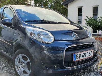 brugt Citroën C1 1,0 Clim