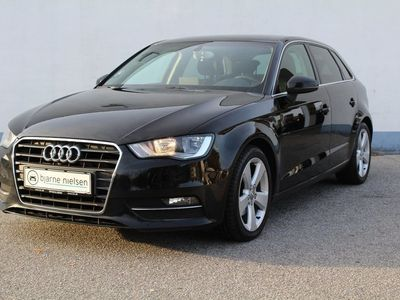 begagnad Audi A3 Sportback 1,4 TFSi 140 Ambition S-tr.