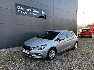 brugt Opel Astra 1,0 Turbo Enjoy 105HK 5d