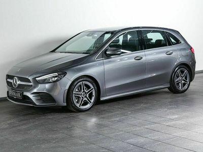 brugt Mercedes B220 2,0 AMG Line aut. 4-M