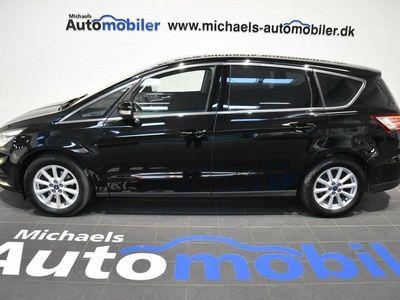 usado Ford S-MAX 2,0 TDCi 180 Titanium aut.