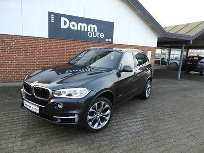 brugt BMW X5 3,0 30d xDrive Steptronic 258HK SUV aut