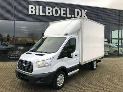brugt Ford Transit 350 L2 Chassis 2,0 TDCi 130 Trend Alukasse m/lift