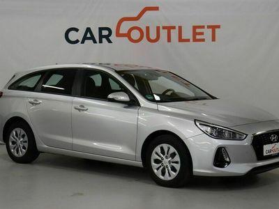 brugt Hyundai i30 1,6 CRDi 110 Select stc.