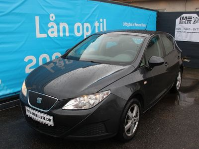 brugt Seat Ibiza 1,4 TDi 80 Reference eco 5d