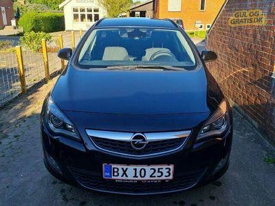 brugt Opel Astra Stationcar