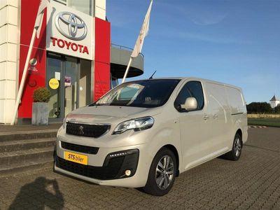 brugt Peugeot Expert L3 2,0 BlueHDi Ultimate Pro EAT6 180HK Van 6g Aut.