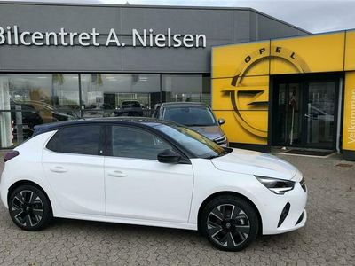 brugt Opel Corsa-E el EL Ultimate 136HK 5d Trinl. Gear