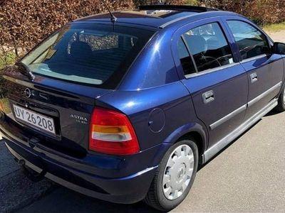 brugt Opel Astra 1,6 16 V Club