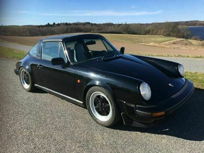 brugt Porsche 911 Targa