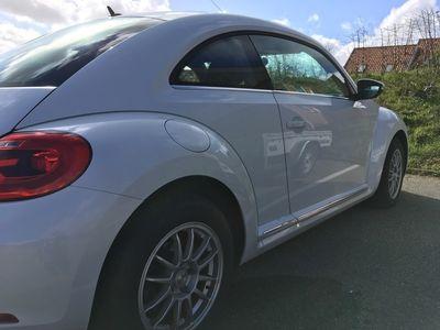 brugt VW Beetle 1.6 TDI BMT 105 HK