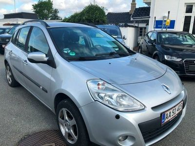 brugt Renault Clio III 1,5 dCi 75 Expression ST