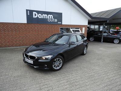 brugt BMW 320 2,0 d Touring Steptronic 184HK st.car aut