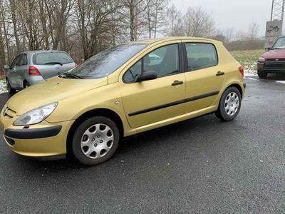 used Peugeot 307 1,6