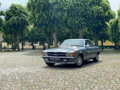 brugt Mercedes 350 SLC