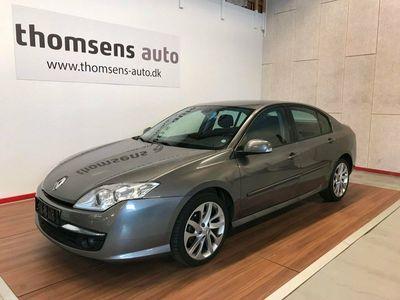 gebraucht Renault Laguna III 2,0 Expression