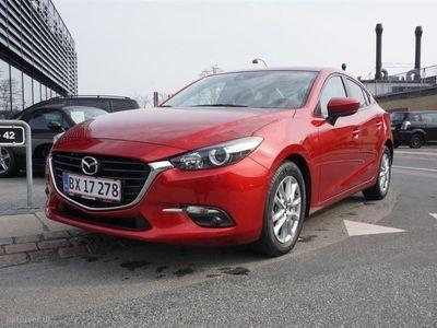 usado Mazda 3 2,0 Skyactiv-G Vision 120HK 6g