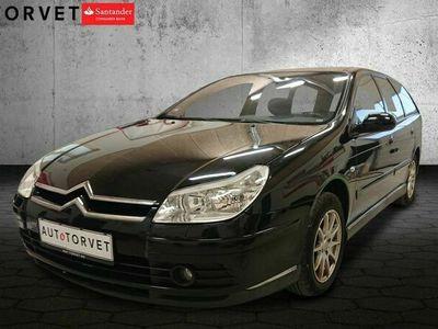 brugt Citroën C5 1,6 HDi Elegance Weekend