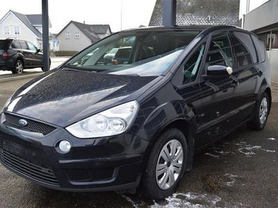 brugt Ford S-MAX 2,0 TDCi DPF Trend 140HK 6g
