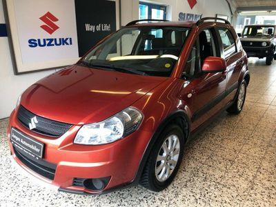 brugt Suzuki SX4 1,6 GLS Van