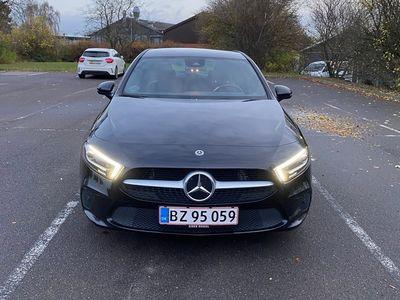 brugt Mercedes A200 1.3 163 HK Business