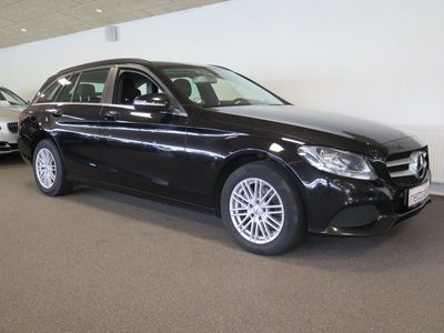 used Mercedes C200 1,6 BlueTEC stc. aut.