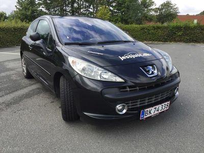 käytetty Peugeot 207 1,6 Premium 120HK 3d Aut.