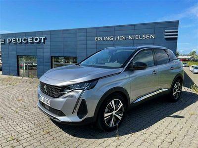 brugt Peugeot 3008 1,6 PureTech Plugin-hybrid Allure First Selection EAT8 225HK 5d 8g Aut. 39,2km/l