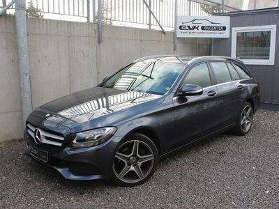 brugt Mercedes C220 2,2 BlueTEC Business stc. aut.