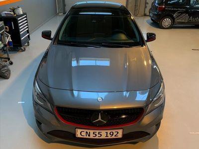brugt Mercedes CLA220 22S2P2