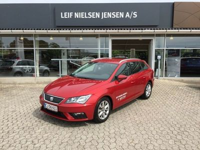 brugt Seat Leon ST 1,0 TSi 115 Style DSG