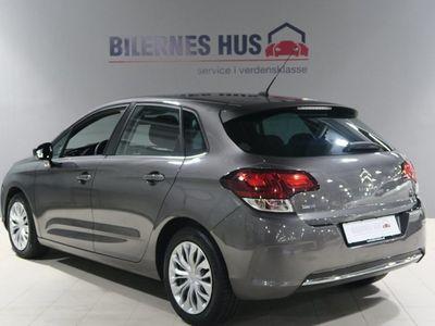 gebraucht Citroën C4 1,6 BlueHDi 100 Feel