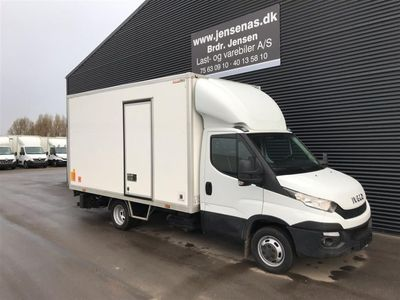 brugt Iveco Daily 35C17 Alukasse m. lift 3,0 D 166HK Ladv./Chas. 2015