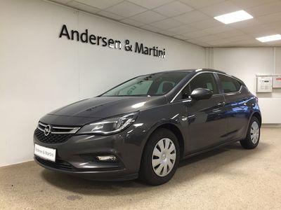 brugt Opel Astra 4 Turbo ECOTEC DI Enjoy Start/Stop 150HK 5d 6g