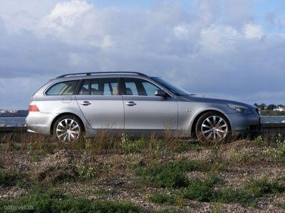 brugt BMW 530 d 218HK Stc