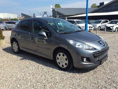 brugt Peugeot 207 1,6 VTi Sportium