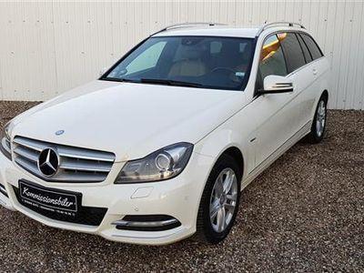 brugt Mercedes C200 T 2,0 CDI BlueEfficiency 136HK Stc 7g Aut.