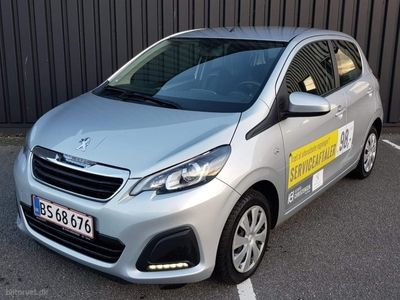 usata Peugeot 108 1,0 e-Vti Active 69HK 5d