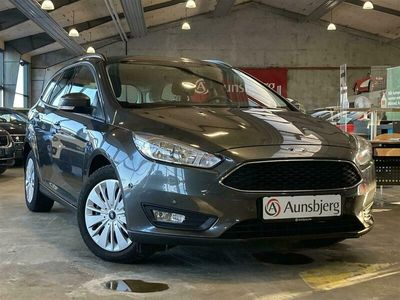 brugt Ford Focus 1,0 EcoBoost Trend 125HK Stc 6g Aut.