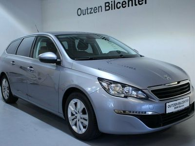 begagnad Peugeot 308 1,6 BlueHDi 120 Style SW