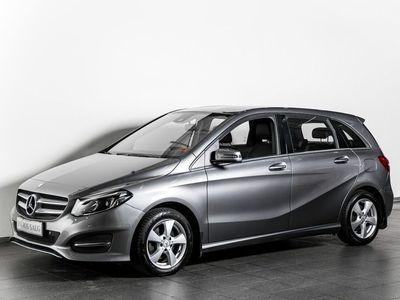 brugt Mercedes B200 d 2,2 Urban